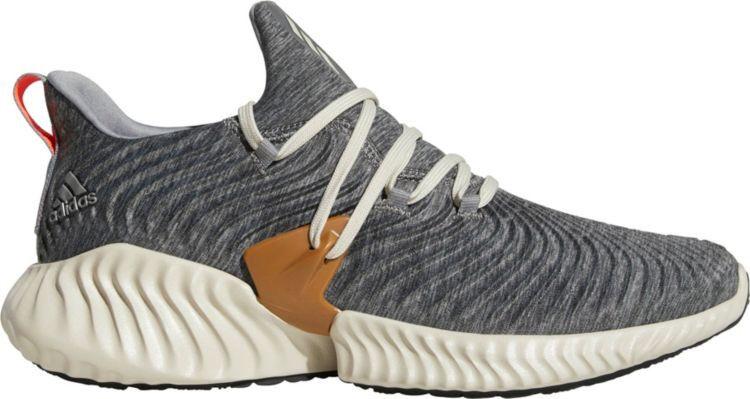 Adidas Men's ALPHA BOUNCE INSTINCT RUNNING Shoes Grey B76038 c