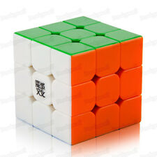 MoYu AoLong V2 3x3x3 Stickerless Speed Cube Smooth Twist Puzzle Game Enhanced
