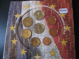Série  FRANCE - 5° République Série BU 2000