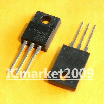 RJP30E2 TO-220F Silicon N Channel High speed IGBT
