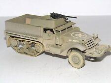 CORGI WWII LEGENDS 1/50  US M3A1 83rd DIV 331st INFANTRY REGT HALFTRACK  MINT