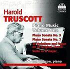 Harold Truscott: Piano Music, Vol. 1 (CD, Dec-2014, Toccata Classics)