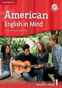 American-English-in-Mind-Level-1-Student-039-s-Book-with-DVD-ROM-Herbert-Puchta-Je