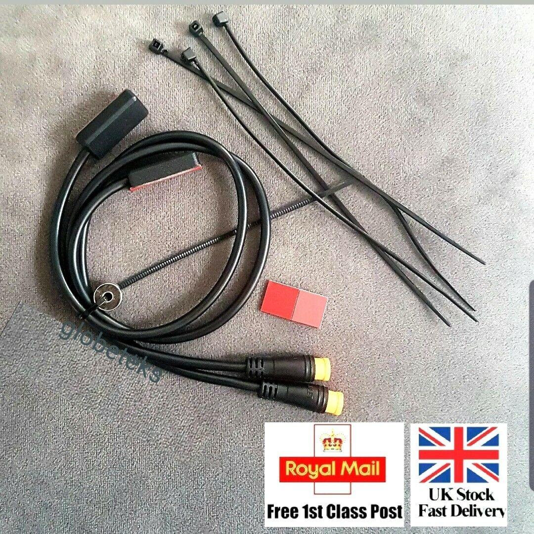 2x freno idraulico meccanico tagliato SENSORE PER MOTORIDUTTORE 8divertimento BBS01 BBS02 bbshd