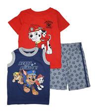 Paw Patrol Boys 2pc Pajama Pant Set Size 4 6 8 $38