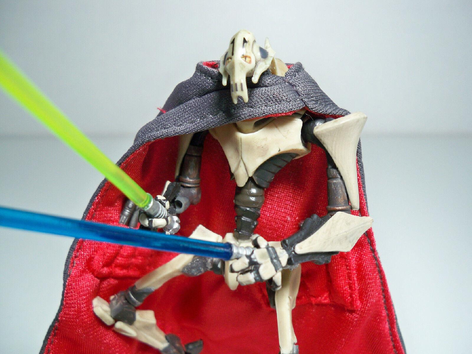 D0500053 Général Grievous Star Wars Droid coutume générale LOOSE FIGURE