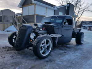 1946 Chevy rat rod truck