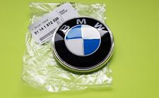 Genuine BMW 02 E21 E23 Rear Trunk Lid Emblem Badge Logo OEM 51141872328