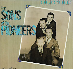 EMPTY-SADDLES-by-Sons-of-the-Pioneers-MCA-1980-Vinyl-LP-VG