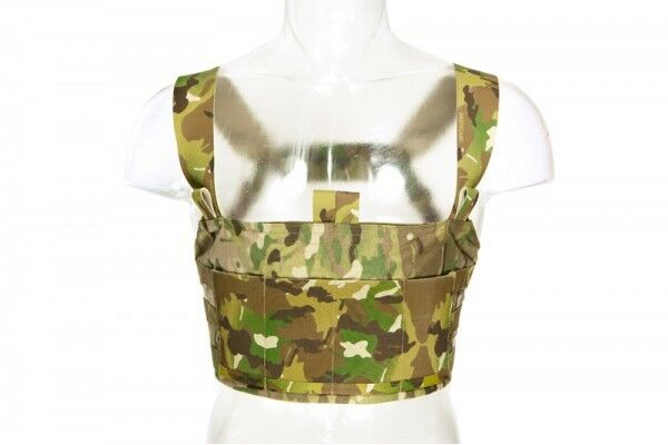 Blue Force Gear Ten Speed Chest Rig-Multicam-Coyote-Black