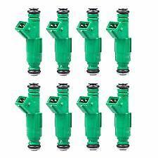 Details about 8 BOSCH GREEN GIANT INJECTORS 42lb  440cc EV1 1994-96 LT1 LS1  ENGINES 0280155968