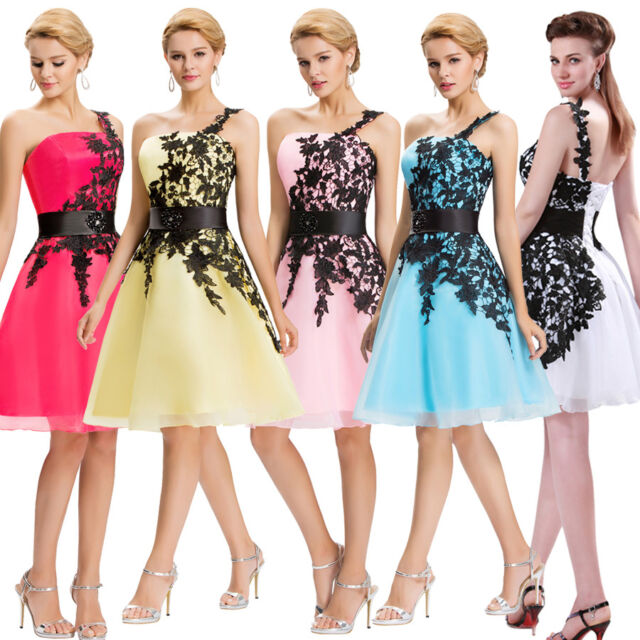 GK CHEAP Homecoming Grad Cocktail Evening Party Bridesmaid Short Prom Dresses