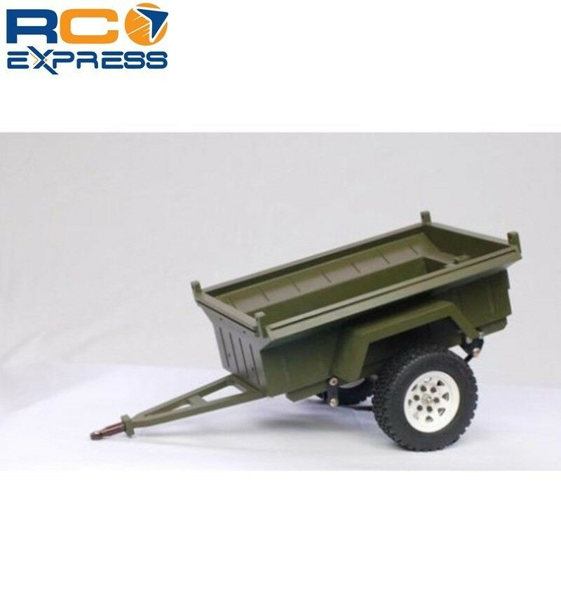 Cross RC T001 Small Trailer Kit (Requires Paint and Assembly) CZR90100001
