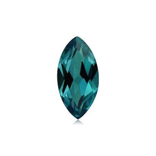 Laboratorio-creado Tirado alexandrita Cambio de Color Marquesa Suelto piedra 4x2mm-20x10mm