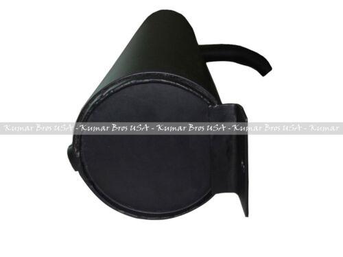 New Kumar Bros USA Spark Arrestor Muffler Ex Pipe /& Clamp for Bobcat 753