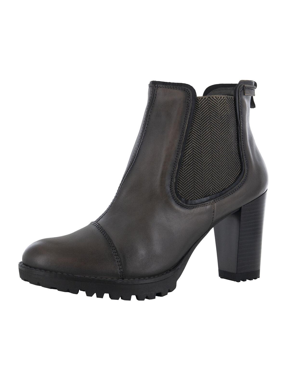 Pikolinos Womens Connelly W3E-8709 Boot Shoes, Siena/Black, 42 EU / 11.5-12 US