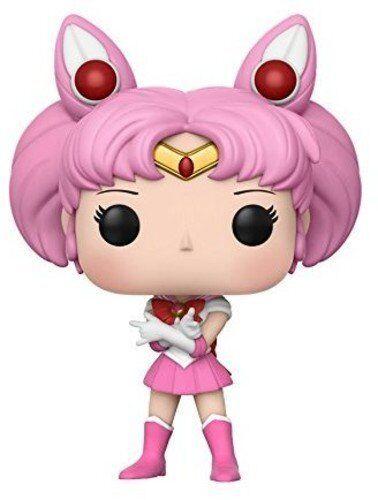 Funko Pop Anime Sailor Chibi Moon w//Luna P Collectible Vinyl Figure