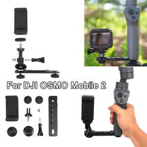 Smartphone-Clip-Holder-Extension-Bracket-Mount-Stabilizer-for-DJI-OSMO-Mobile-2