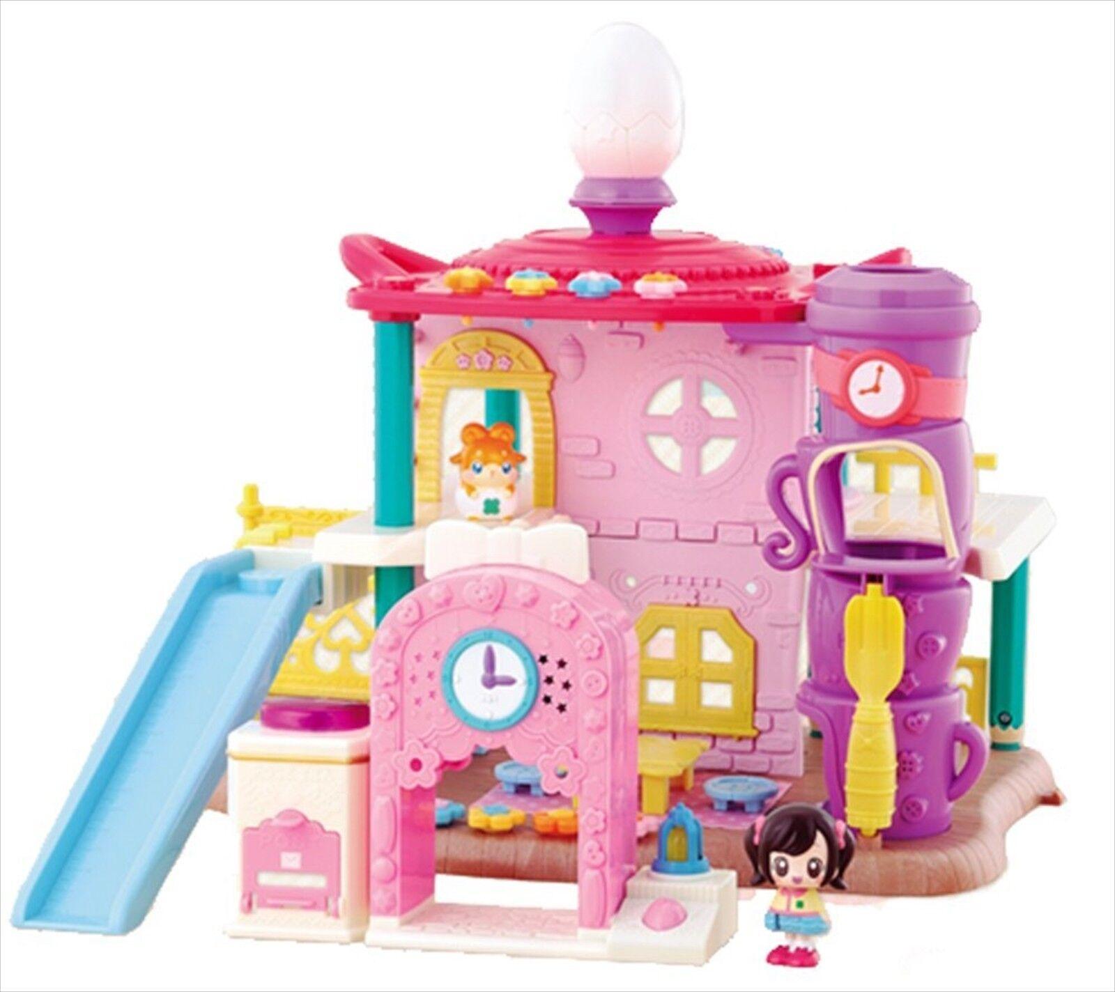 Bandai Together with the Kokoro The Big Kokotama Doll House Gift Set