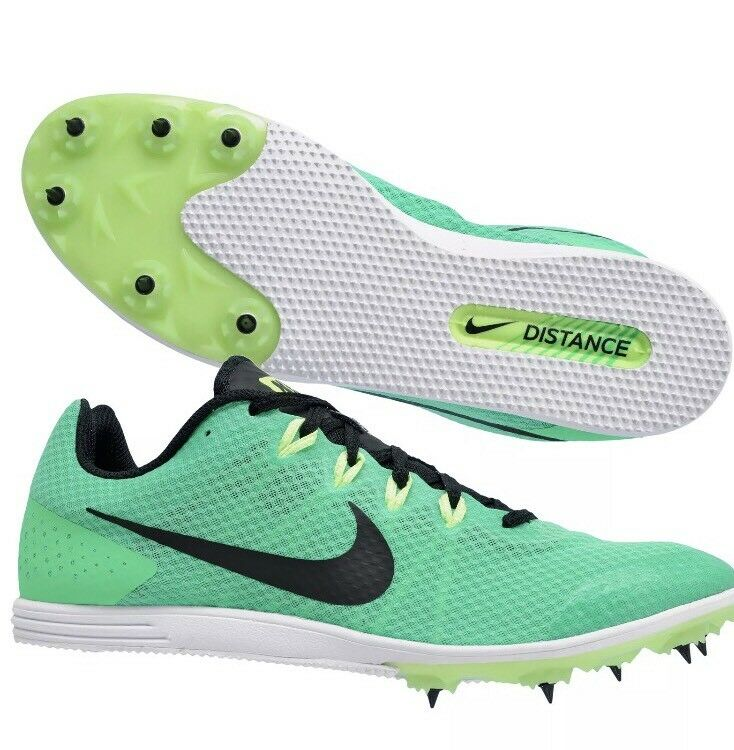 best service c3987 40491 ... Nike Zoom Rival Rival Rival D 9 Men s Spikes Track Racing 806556 303  Green Size 12 ...
