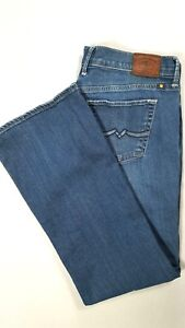 LUCKY-BRAND-SWEET-039-N-LOW-Mid-Rise-Boot-Cut-Jeans-Medium-Wash-Size-10-30-ANKLE