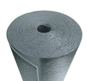 40sqft White Foam Insulation 1//4inch thick Vapor Barrier 2ft x 20ft