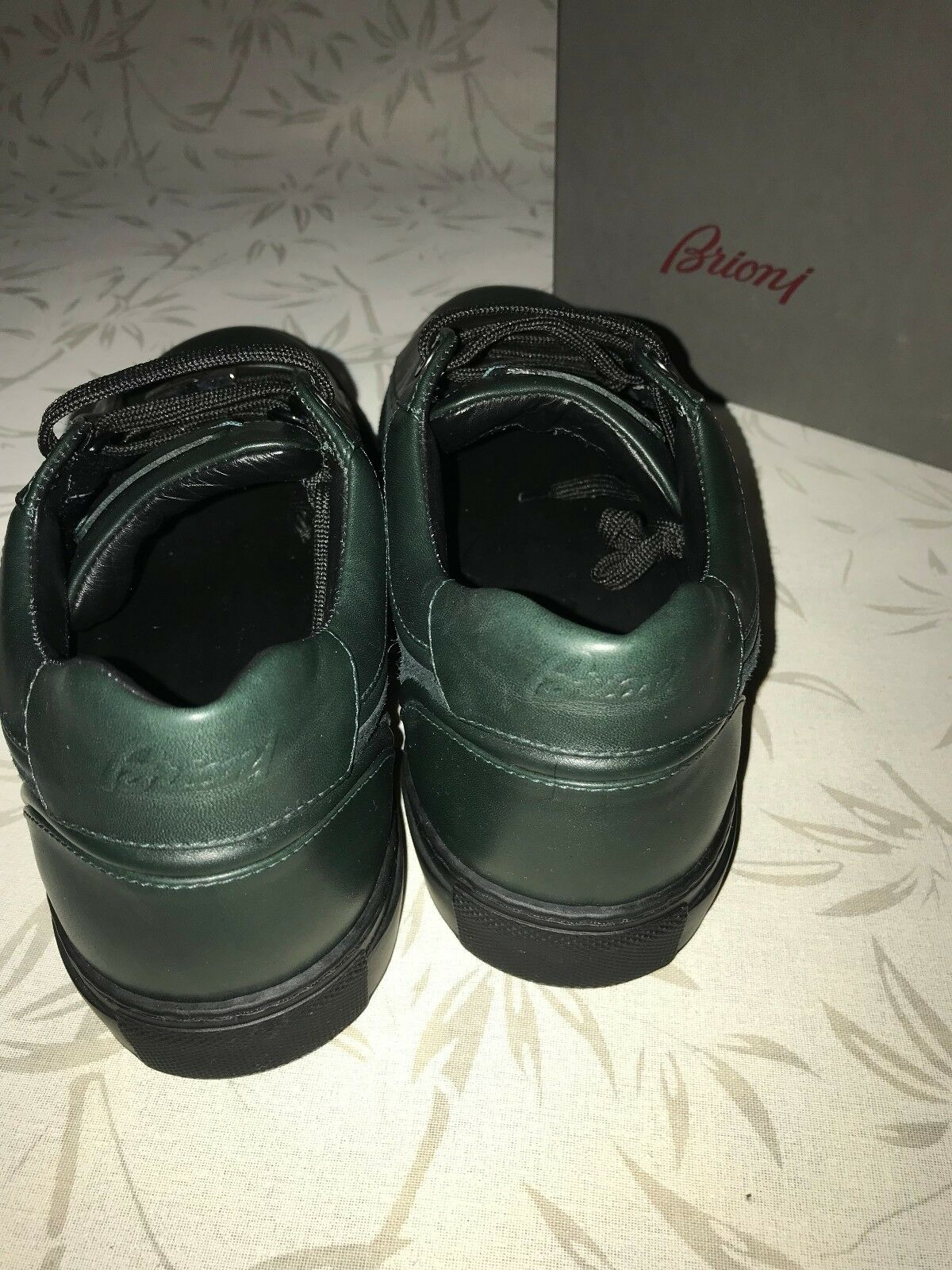 Brioni  Green Wave   Size  Made 7 US , 6 EU   Made  in Italy d2172f