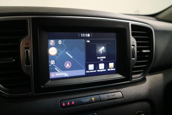 Kia Sportage 1,7 CRDi 115 Advance Edition - billede 5
