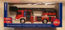 Siku 2106 - Mercedes Fire Engine Ladder - Ships from USA - NEW!