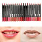 Hot Sexy Waterproof Lip Pencil Soft Crayon Lipstick Gloss Lip Pen Makeup Gift