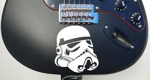 """5/"""" Stormtrooper Helmet Die-Cut Vinyl Decal Sticker     19 Colors Available"""