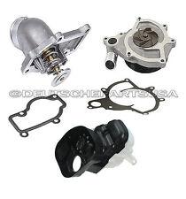 Porsche 986 Boxster Engine Water Pump Thermostat Coolant Expansion Tank 5 Pc Fits Porsche Boxster