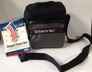 Tamrac 1360 Compact Camera Bag Digital Cameras-Mini Binoculars-GoPro