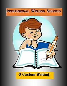 Custome writing