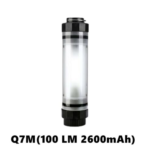 LED Camping Light USB Rechargeable Outdoor Tent Lamp Hiking Lantern Lamp 5 Kd LZ