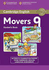 Cambridge English Young Learners 9 Movers Student's Book: Authentic Examination Papers from Cambridge English Language Assessment by Cambridge University Press (Paperback, 2015)