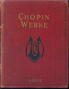 CHOPIN-WERKE-BAND-2-gebunden