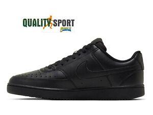 Dettagli su Nike Court Vision Lo Nero Scarpe Shoes Uomo Sportive Sneakers CD5463 002 2019