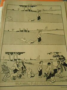 Ruse-de-Lapin-Benjamin-Rabier-Humour-print-1897