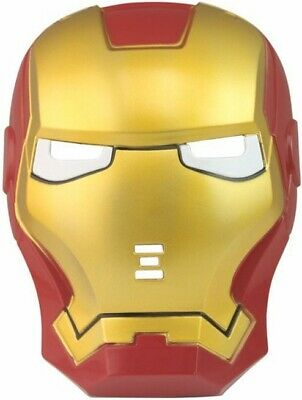 Ben Informato Maschera Di Iron Man-perfetto Per Avengers Mossa Finale-mostra Il Titolo Originale Vendite Di Garanzia Della Qualità