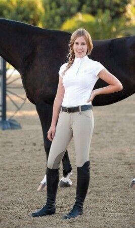 Romfh Teen Lexington Euro Pantalones de montar de asiento