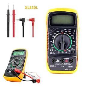 Digital-LCD-Multimeter-Voltmeter-Ammeter-OHM-AC-DC-Circuit-Tester-Checker-MK