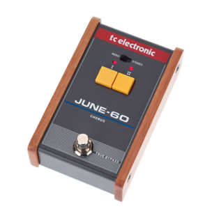 TC Electronic June-60 Chorus Guitar Pedal