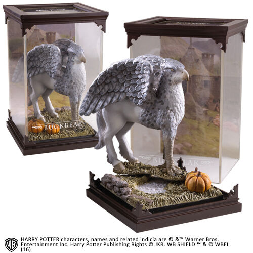 Harry Potter Magical Creatures Buckbeak Fierobecco Statue NOBLE NOBLE NOBLE COLLECTIONS 200306