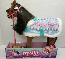 My Life Interactive Animated Horse New