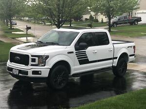 2019 Ford F 150 black