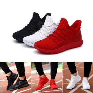 6afce3bce38 FASHION Men s Shoes Running Man Sneakers Mesh Sports Casual Athletic ...