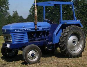 Leyland Tractor 255 270 384 Repair Operation Manual Ebay