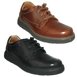 dd2e4752a30 Image is loading MENS-CLARKS-LEATHER-LACE-UP-UNSTRUCTURED -CASUAL-COMFORTABLE-
