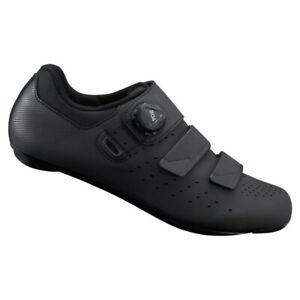 """""""shimano Rp4 Spd Cyclisme Sur Route Chaussures Noir Taille 45-afficher Le Titre D'origine"""